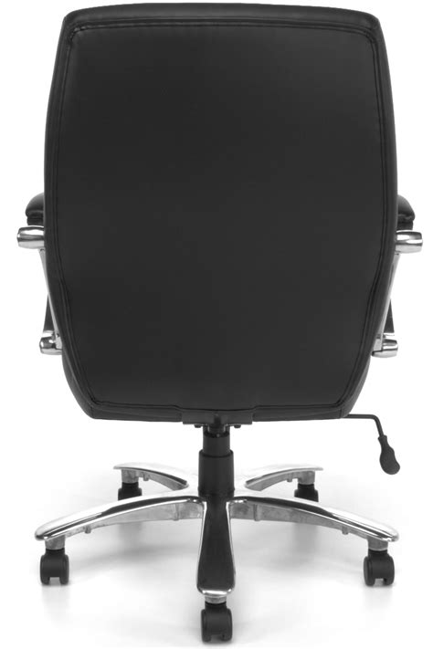 811 lx black avenger series big and mid back office
