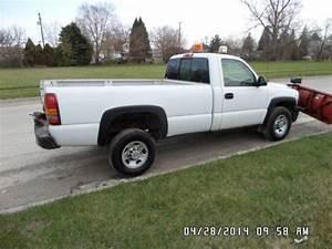 Buy Used 2001 Chevy K2500 Hd 4x4 Boss V Plow Auto 6 0 Gas