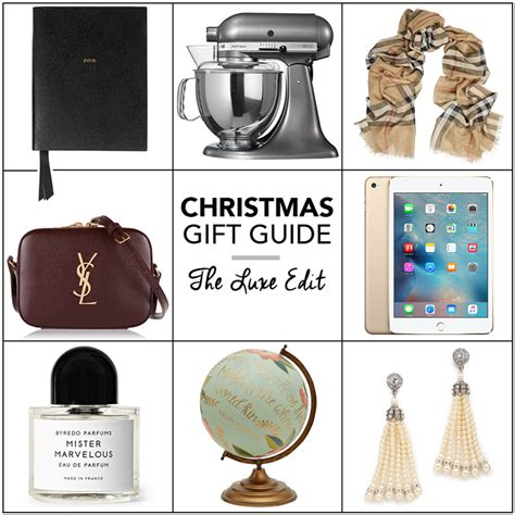 christmas gift guide 2015 luxury edit coco s tea party