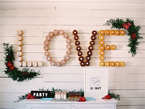 diy donut wall ideas youll   steal mon cheri