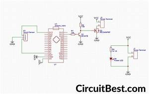 Music Reactive Led Strip Circuit Using Arduino