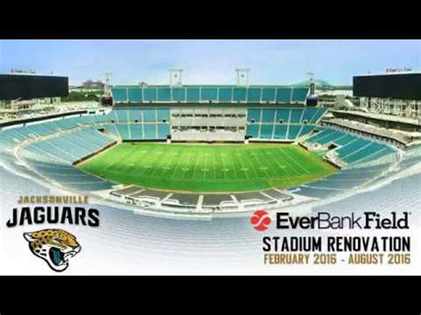 Everbank field is a stadium located in jacksonville, florida. Jacksonville Jaguars EverBank Field renovation time-lapse by EarthCam - Sports Venue Business (SVB)