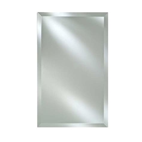 afina radiance 30 quot wall mount mirror beveled rm 624 j