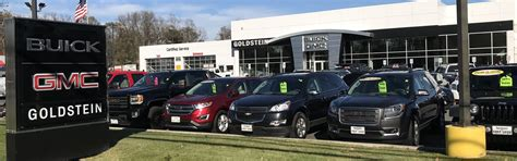 car dealership albany ny goldstein buick gmc