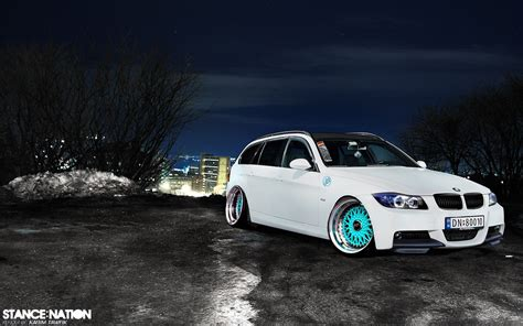 bmw stanced bmw 3series stanced by k kkz on deviantart