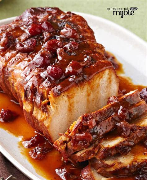 cuisiner roti de porc 25 best ideas about filet porc mijoteuse on