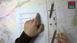 Captain License Chart Navigation  U2013 True Course Made Good