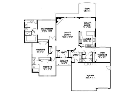 mansion home designs ranch house plans rollins 30 330 associated designs