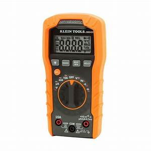 Digital Multimeter  Auto-ranging  600v