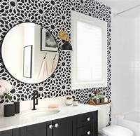lovely bathroom accent wall 5 Lovely Bathroom Accent Wall Design Ideas | Decozilla