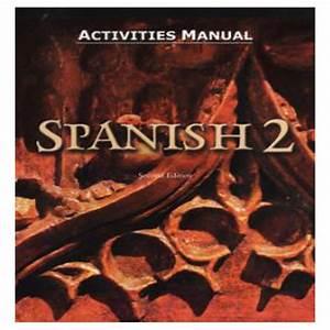 Bob Jones Spanish 2 Act Manual
