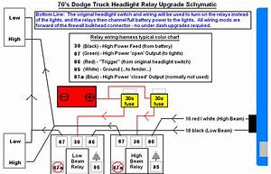 1998 Dodge Ram 1500 Headlight Wiring Diagram  2004 Dodge