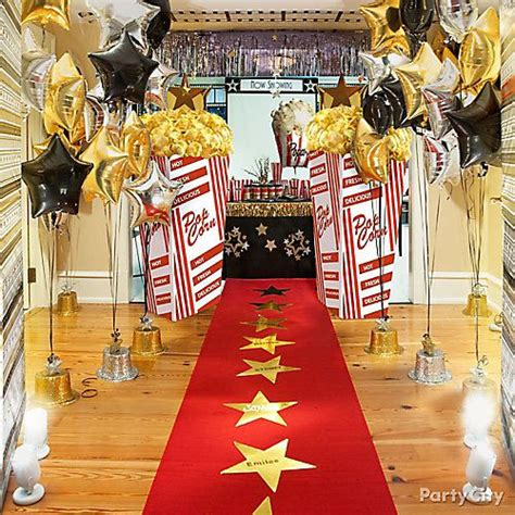 Red Carpet Hollywood Party Ideas  Hollywood Dance Themes