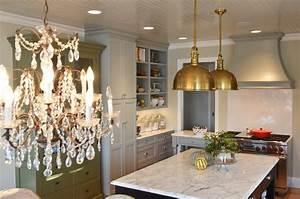 brass pendants french kitchen benjamin moore hazy With what kind of paint to use on kitchen cabinets for amazing grace wall art