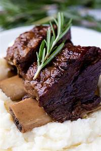 Slow Cooker Bee... Short Ribs