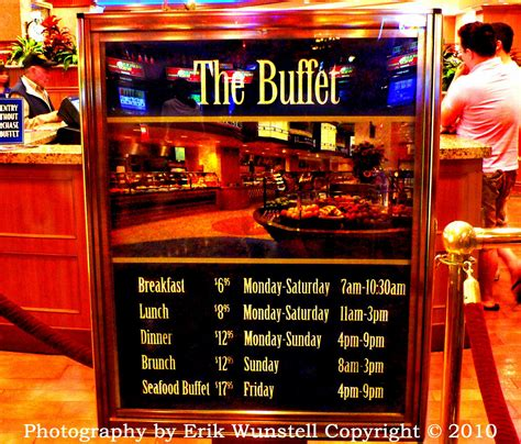 Breakfast Buffet Prices Las Vegas