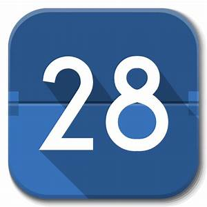 Apps Google Calendar Icon | Flatwoken Iconset | alecive