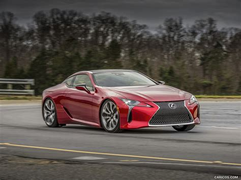 Lexus Lc Wallpapers by 2017 Lexus Lc 500 Coupe Front Hd Wallpaper 11