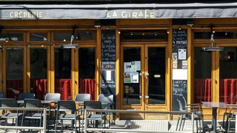 girafe cuisine la girafe restaurant 6 rue de la république 92170