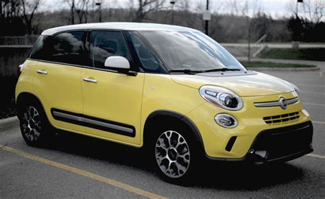 Fiat 2014 500l by 2014 Fiat 500l Trekking Review Car Reviews