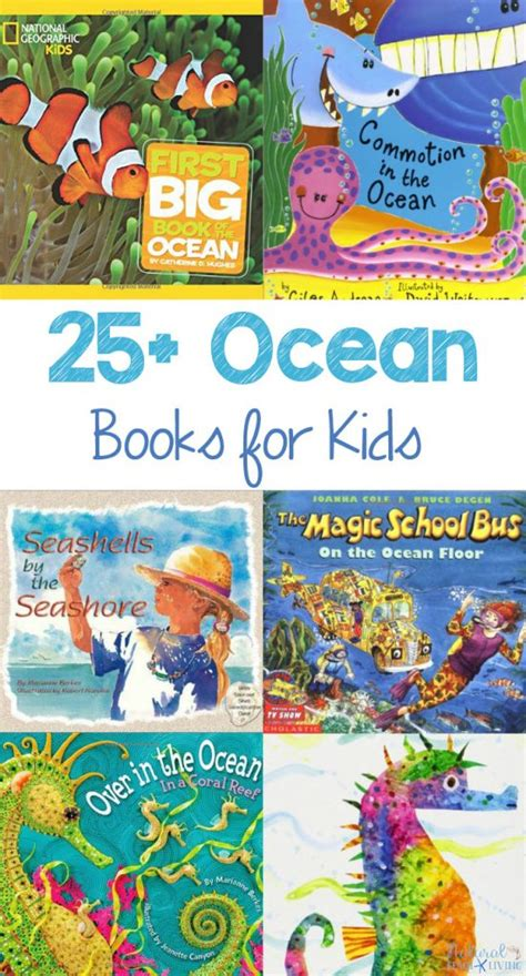 27 books for living 914 | 25 Ocean Books for Kids 551x1024
