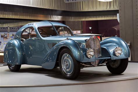 bugatti type  sc atlantic coupe images