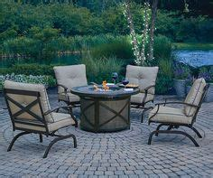 wilson fisher mesa 4 rocker patio chair set 1000 images about outdoor on wicker patio