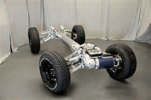 Electric Car Chassis