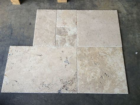 Travertine Marble Versailles French Pattern Tiles