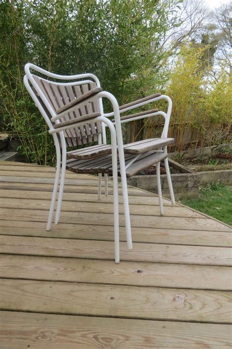 antiques atlas pair garden chairs daneline denmark