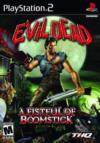 evil dead  fistful  boomstick playstation  ign