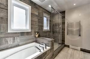 une douche ou une baignoire pour la salle de bain me3p With douche et baignoire dans salle de bain