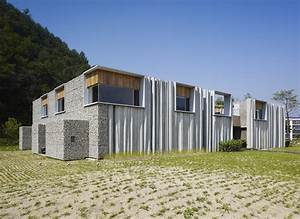 Hanil Visitors Center & Guest House / BCHO Architects ...