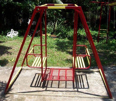 love swings gliders rockers  metal chairs