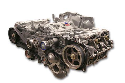 Jasper Offers Remanufactured Subaru Sohc Boxer Engine