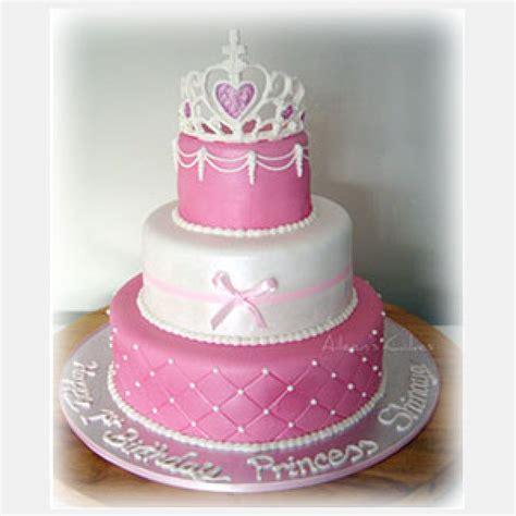 tier pink cake
