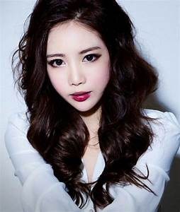 Wavy Hair Asian - Hairs Picture Gallery