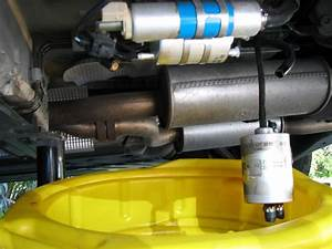 Fuel Filter Replacement Diy S430