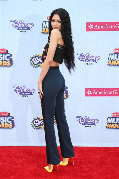 Zendaya Coleman at Radio Disney Music Awards 2015