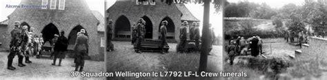 Squadron Wellington Ic L Lfl Sgt Mccauley Raf