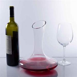 Wine, Decanter, Crystal, 100, Free, From, Lead, U2013, 1800ml, Total, Capacity