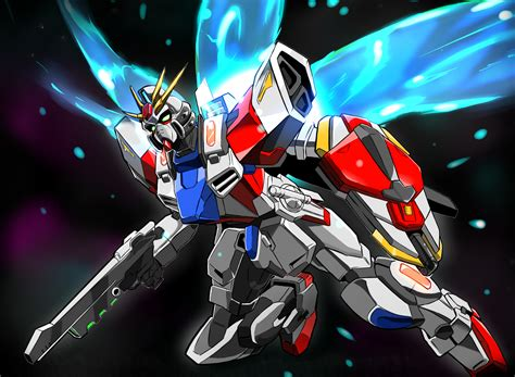 Gundam Build Fighters Try Wallpaper