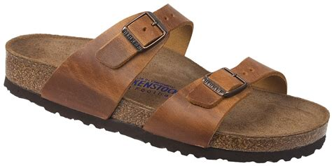 birkenstock sydney soft footbed womens casual sandal