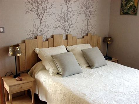 tete de lit planche tete de lit planche de bois d 233 co bedrooms decoration and room