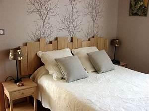 Tete De Lit Maison : tete de lit lambris ~ Zukunftsfamilie.com Idées de Décoration