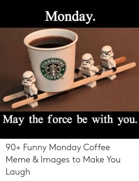 Check out this monday coffee meme. Monday Coffee Meme Funny - Funny PNG