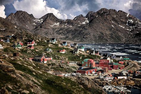 Tasiilaq, town in East Greenland - [Visit Greenland!]