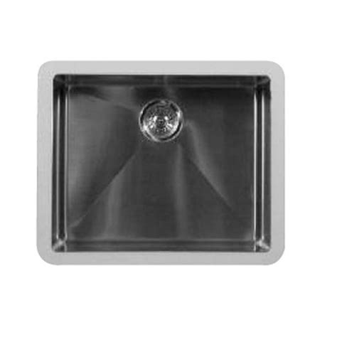 Karran Edge Undermount Sinks by Karran Edge E 540 Stainless Sink Large Single Bowl