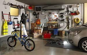 Optimiser le rangement dans son garage NORAUTO