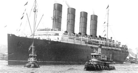 when did the rms lusitania sink wilson protests sinking of the rms lusitania